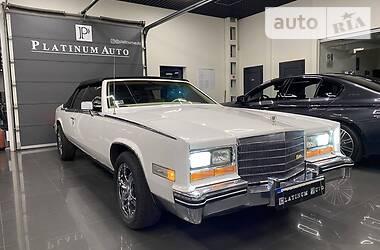 Cadillac Eldorado 1984 в Одессе