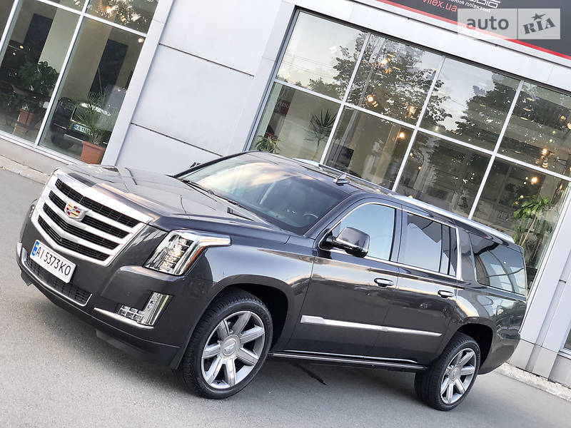 Cadillac Escalade 2016 в Киеве