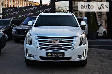 Внедорожник / Кроссовер Cadillac Escalade 2018 в Киеве