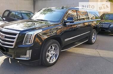 Внедорожник / Кроссовер Cadillac Escalade 2018 в Одессе