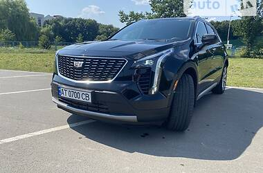 Универсал Cadillac XT4 2019 в Ивано-Франковске