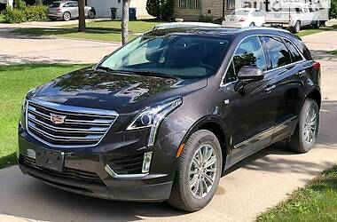 Позашляховик / Кросовер Cadillac XT5 2017 в Броварах
