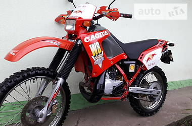 Мотоцикл Кросс Cagiva W8 1993 в Кицмани