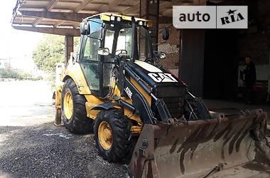 Екскаватор навантажувач Caterpillar 428E 2006 в Кривому Розі