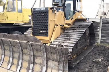 Бульдозер Caterpillar D6N 2000 в Камне-Каширском
