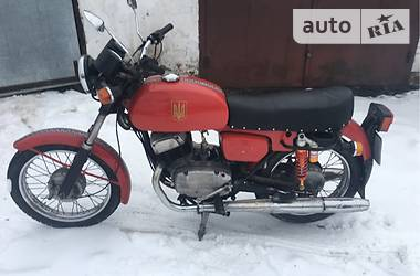 Cezet (Чезет) 350 1988 в Ивано-Франковске