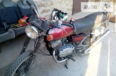 Cezet (Чезет) 350 1987 в Херсоне