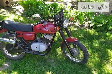 Cezet (Чезет) 350 1987 в Ромнах