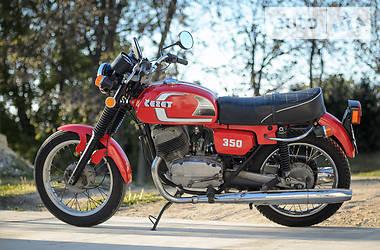 Cezet (Чезет) 350 1986 в Великой Лепетихе
