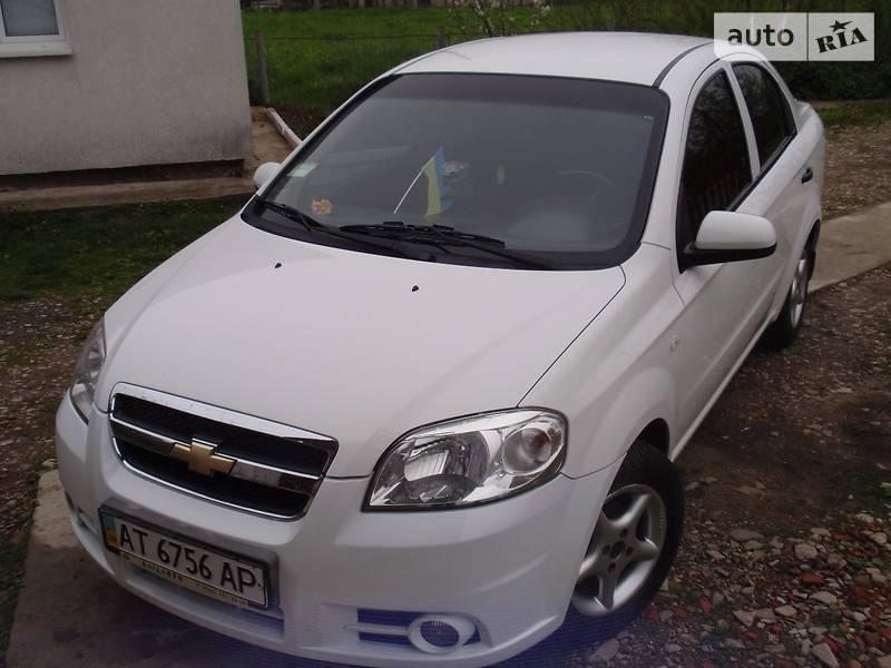 Chevrolet Aveo 2007 в Дрогобыче