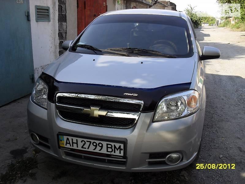 Chevrolet Aveo 2007 в Старобешеве