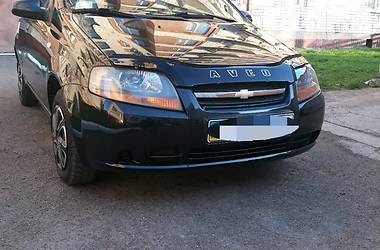 Chevrolet Aveo 2006 в Черкасах