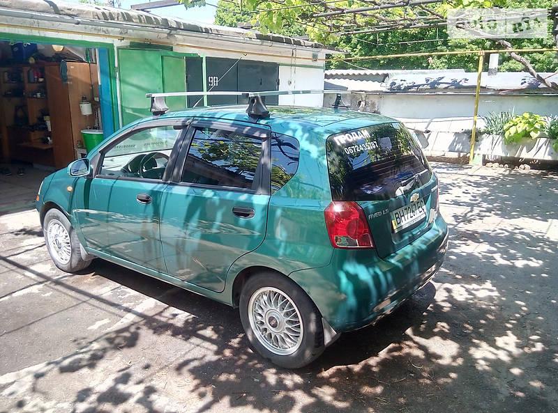Chevrolet Aveo 2005 в Измаиле