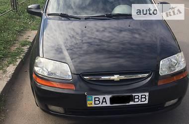 Chevrolet Aveo 2004 в Кропивницком