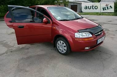 Chevrolet Aveo 2005 в Умани