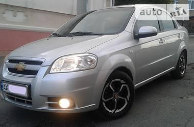 Chevrolet Aveo 2008 в Купянске