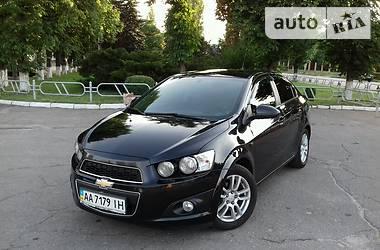 Chevrolet Aveo 2013 в Кропивницком