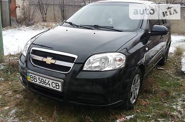 Chevrolet Aveo 2007 в Луганске