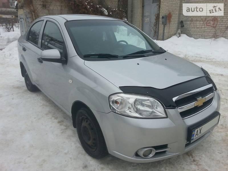 Chevrolet Aveo 2010 года в Харькове