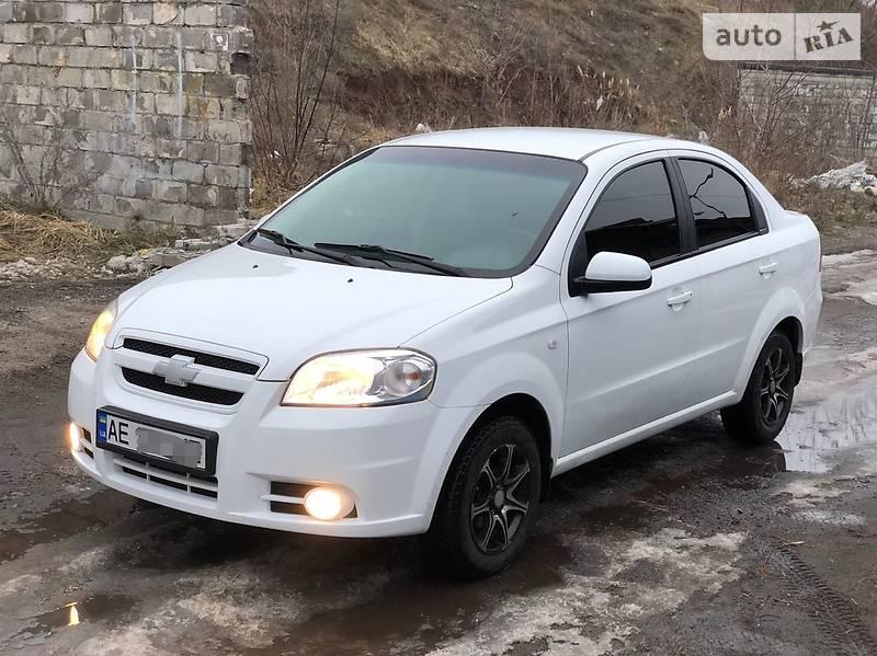 Chevrolet Aveo 2008 года в Днепре (Днепропетровске)