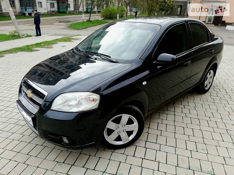 Chevrolet Aveo 2011 року в Донецьку