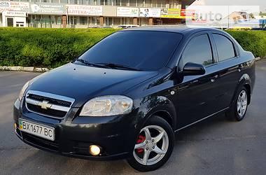 Chevrolet Aveo 2011 в Хмельницком