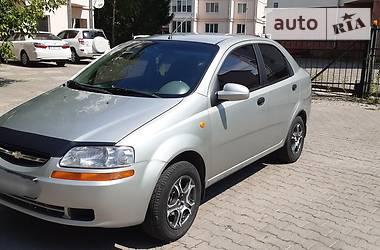 Chevrolet Aveo 2004 в Каменец-Подольском