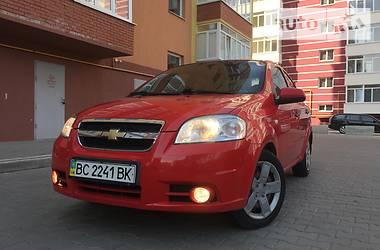 Chevrolet Aveo 2008 в Львове