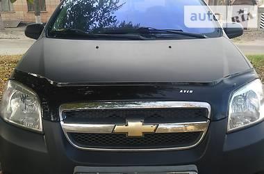 Chevrolet Aveo 2008 в Луганске