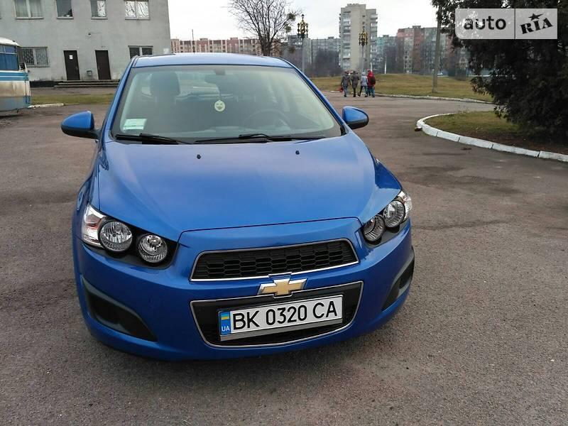 Chevrolet Aveo 2012 в Ровно