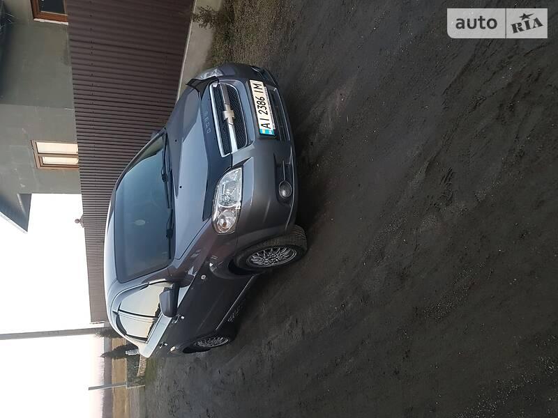 Chevrolet Aveo 2011 в Сарнах