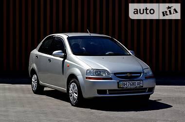 Chevrolet Aveo 2005 в Одессе