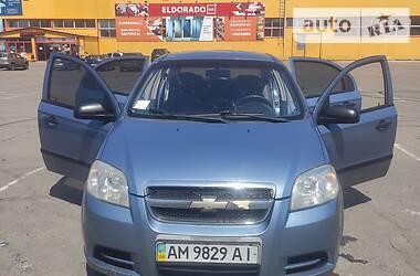 Chevrolet Aveo 2007 в Житомире
