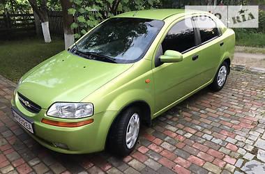 Chevrolet Aveo 2005 в Виннице