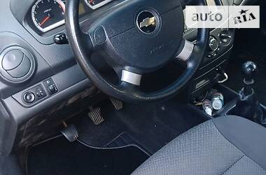 Chevrolet Aveo 2007 в Дніпрі
