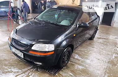 Chevrolet Aveo 2005 в Геническе