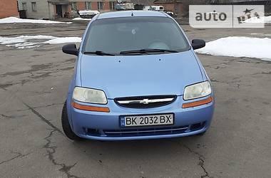 Chevrolet Aveo 2005 в Рокитном