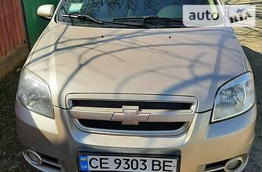Chevrolet Aveo 2008 в Черновцах