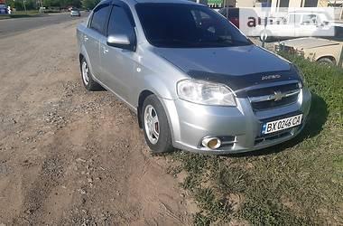 Седан Chevrolet Aveo 2007 в Каменец-Подольском