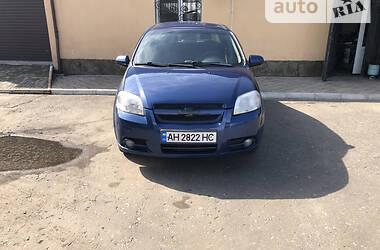 Седан Chevrolet Aveo 2008 в Покровске