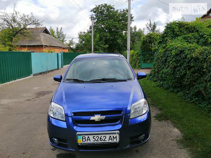 Chevrolet Aveo Aveo 1.6