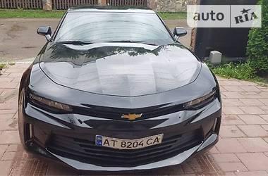 Chevrolet Camaro 2016 в Ивано-Франковске