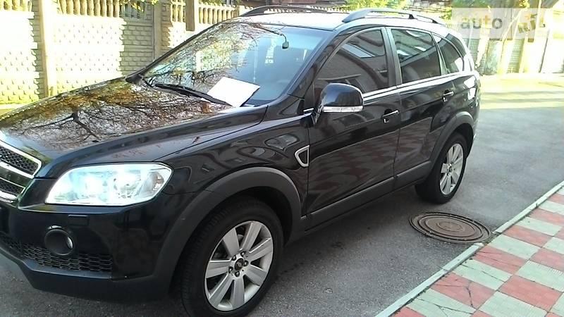 Chevrolet Captiva 2008 в Чернигове