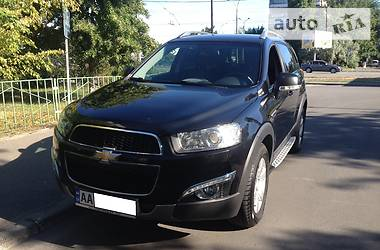 Chevrolet Captiva 2014 в Хмельницком