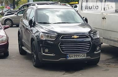 Chevrolet Captiva 2017 в Києві