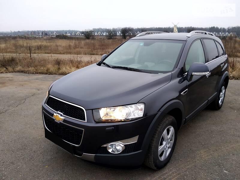 Chevrolet Captiva 2012 в Софиевской Борщаговке