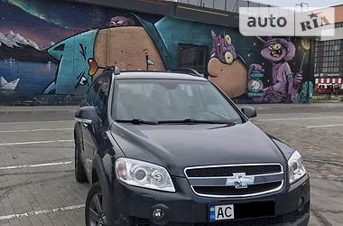 Chevrolet Captiva 2007 в Луцке