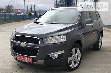 Chevrolet Captiva 2011 в Черновцах