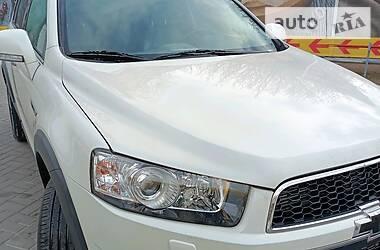 Внедорожник / Кроссовер Chevrolet Captiva 2012 в Вишневом