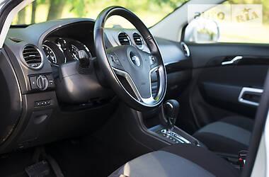 Внедорожник / Кроссовер Chevrolet Captiva 2013 в Каменском